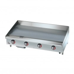 Griddle, Countertop, Electric  48""