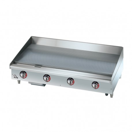 """Griddle, Countertop, Electric  48"""""""