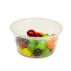 Plastic Soufle Cups, 2-oz.
