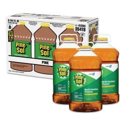 PineSol Pine Scent Liquid Cleaner Disinfectant Deodorizer, 144 oz.