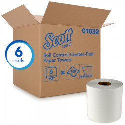 Scott Roll Control Center-Pull Hand Towel