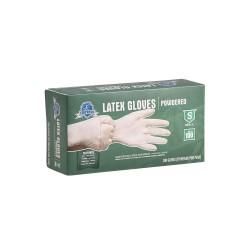 Premium Latex Gloves, Powdered,  Small