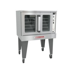 Bronze Convection Oven, Gas, Single-Deck