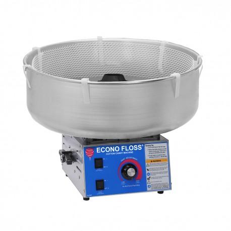 Cotton Candy Machine, Non-Metalic Bowl