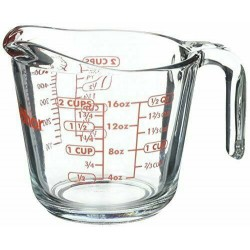 Measuring Cup, 16 oz. Glass