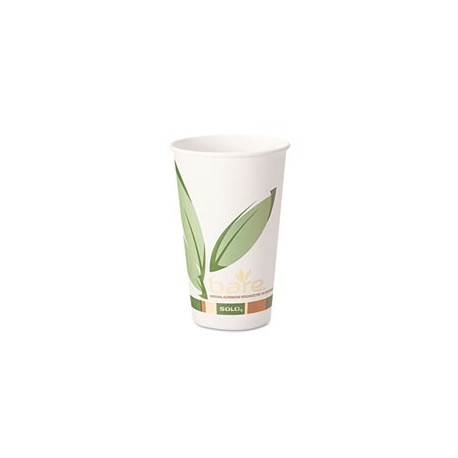 PCF Paper Hot Cup, Biodegradable, 12-oz.