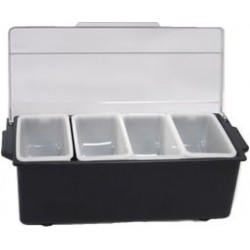 Condiment Bar Caddy 2 Quart
