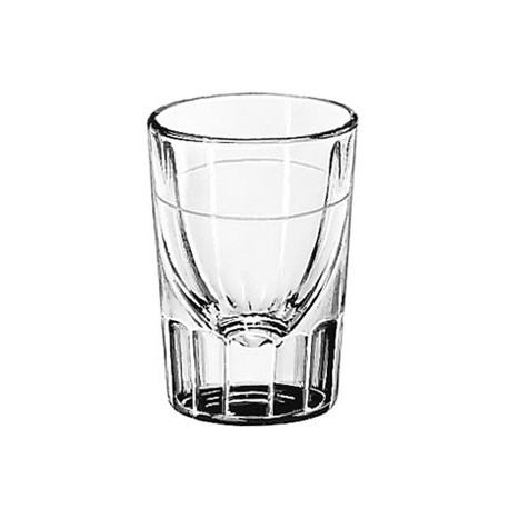 2-oz. Flutted  x 1-oz. Line, Shot Glasses
