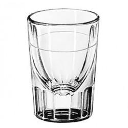 2-oz. Flutted x 7/8-oz. Line, Shot Glasses