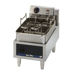 Deep Fryer Counter Model Electric 15 lb.
