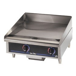 Griddle, Countertop, Electric  24""