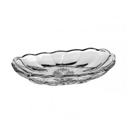 "Banana split 8.25"" dish, glass"
