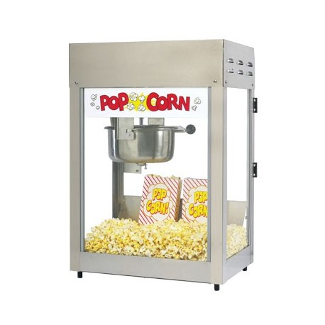 Popcorn Machine, Econo 6-oz.