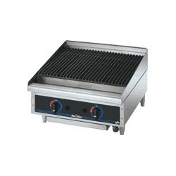 "CharBroiler Radiant  24"" width"