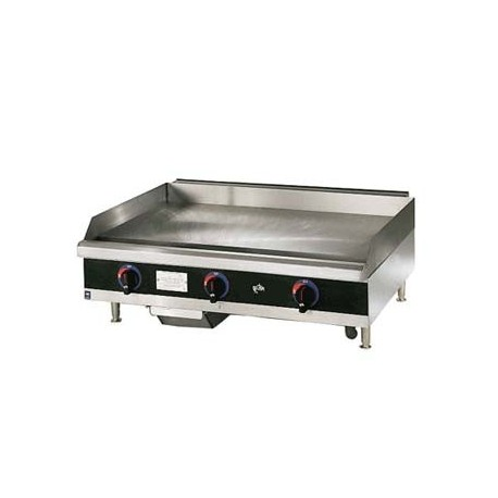 """Griddle, Countertop, Gas  24"""""""