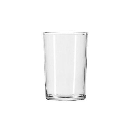 6 OZ. SHELL BOTTOM, Heat Treated, Seltzer, glasses