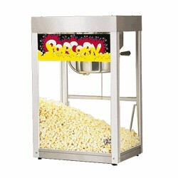 Star Popcorn Machine 8 oz.