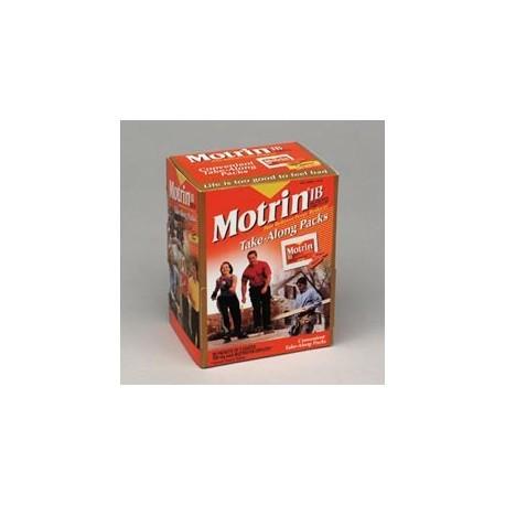 Motrin IB, Packets
