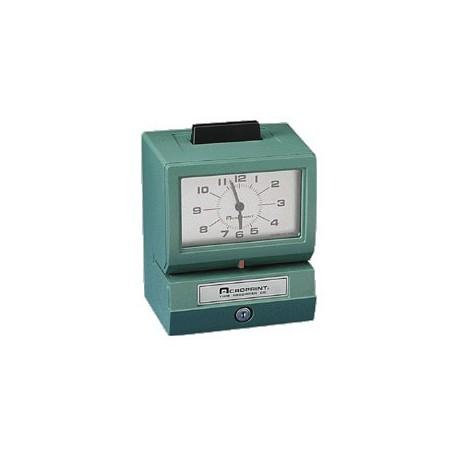 Manual Print Time Clock Recorders