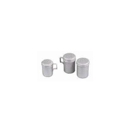 Dredge Salt / Pepper Shaker Alum.