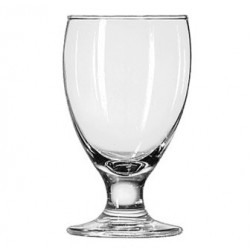 10.5 OZ BANQUET GOBLET-EMB, glasses