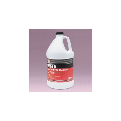 Misty Oven & Grill Cleaner, Gallon Bottle