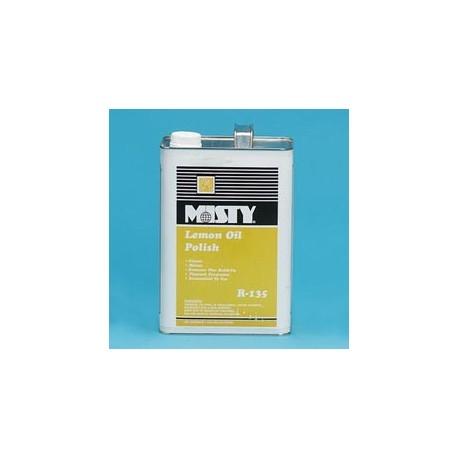 Misty Lemon Oil Furniture Polish for Metal and Wood