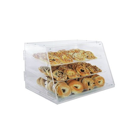 Pastry Display Case, Non-refrigerated Countertop