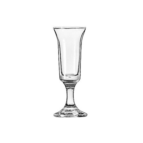 1 OZ. CORDIAL-EMBASSY, glasses