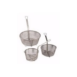 "Fryer Basket 11-1/2"" Round"