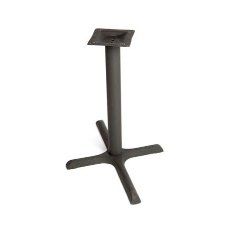 "Table Base, 22"" x 30"" Claw Foot, Dining Height"