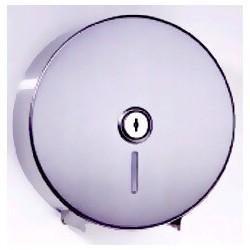 """9"""" Jumbo Roll Toilet Tissue Dispenser, Stainless"""