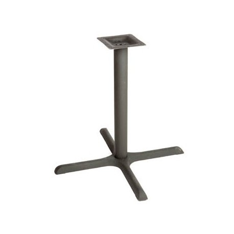 "Table Base, 36"" x 36"" Claw Foot, Dining Height"