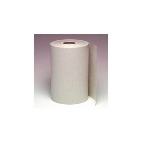"Dispenser Roll Towels, Brown, 8"" x 600'"