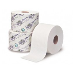 EcoSoft Green Seal Bathroom Tissue, 2-Ply  (Proprietary)