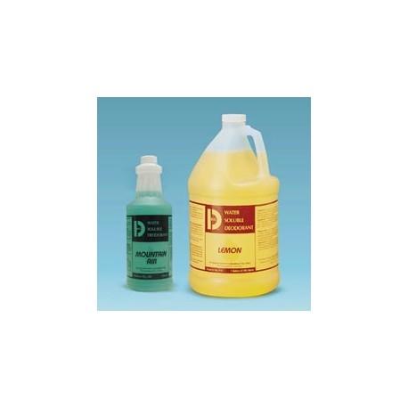 Water Soluble Deodorant, Lemon, 32 oz.