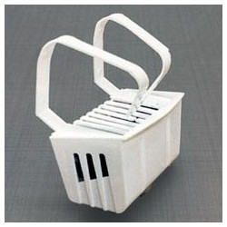 Toilet Bowl Hanger Blocks, Rim Cage, Non-Para