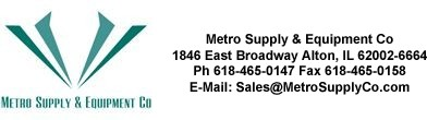 Metro Supply & Equipment Co.