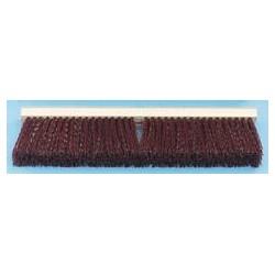 Stiff Polypropylene Floor Brush Push Broom