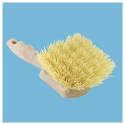Polypropylene Utility Brush, 8-1/2""