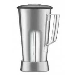 Blender Container, 64-oz., Stainless, for MX Series