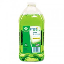Clorox Green Works Natural All-Purpose Cleaner RTU, Refill, 64-oz.