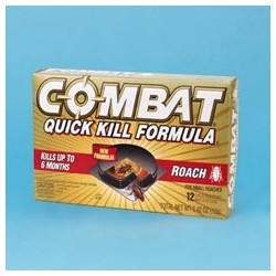 Combat Quick Kill Roach Formula Baits for Roaches