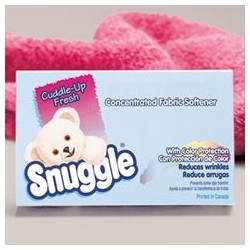 Snuggle Liquid Fabric Softener, 15-oz. Vending