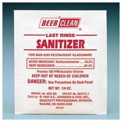 Beer Clean Last Rinse Sanitizer