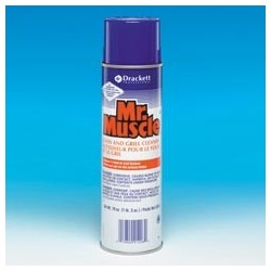 Mr. Muscle Oven & Grill Cleaner 19oz Aerosol Can