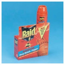 RAID Concentrated Deep Reach Fogger Triple Pack