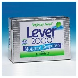 Lever 2000 Bar Soap, 3.15-oz.