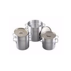 Aluminum Double Boiler 17-1/2 Quart