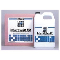 Interstate 50 High-speed Floor Finish, 5-gal.